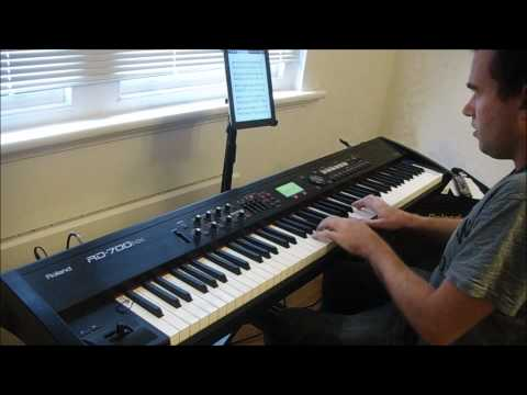 Beatles - Here Comes The Sun (piano instrumental cover)