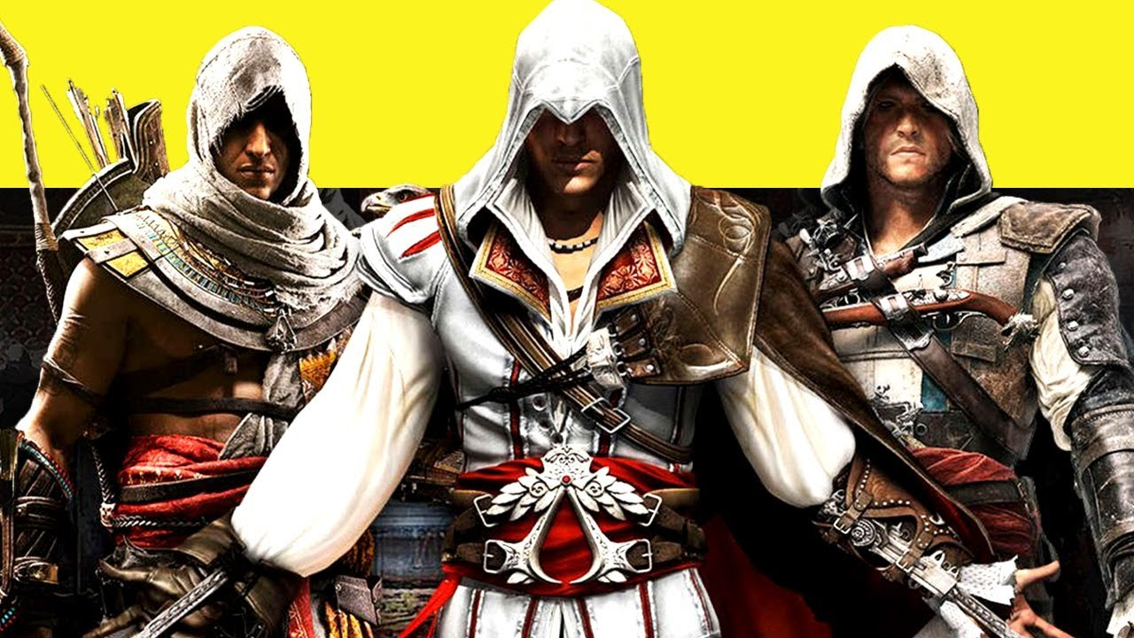 Ubisoft Is Revealing The Next Assassin's Creed Setting Right Now ...