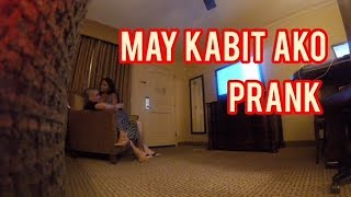 MAY KABIT AKO EPIC PRANK ON MARITES   Pambansang Kolokoy