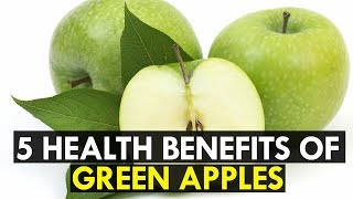 5 Amazing Health Benefits Of Green Apples