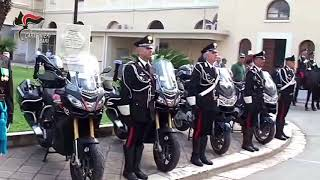 Festa per i 204 anni dell'Arma, premiati sei carabinieri della Compagnia di Andria