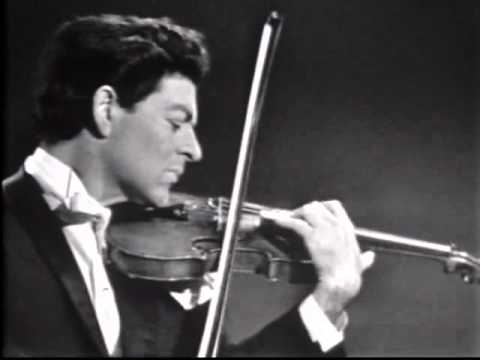 Devy Erlih - Debussy Violin Sonata 1st movement