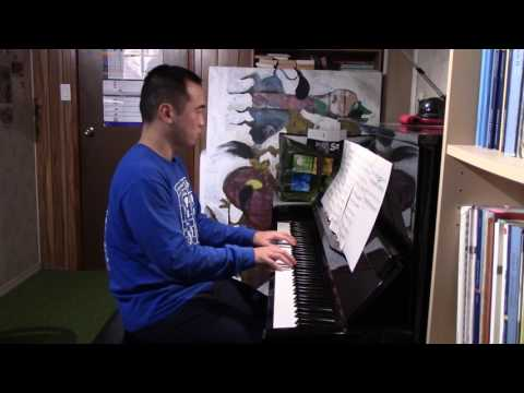 "Jamiroquai - A Little ""Canned Heat"" for Solo Piano"