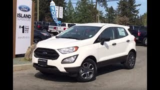 2018 Ford EcoSport AWD Review| Island Ford