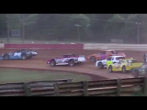 Eastside Speedway Street Stock Race July 29, 2017
