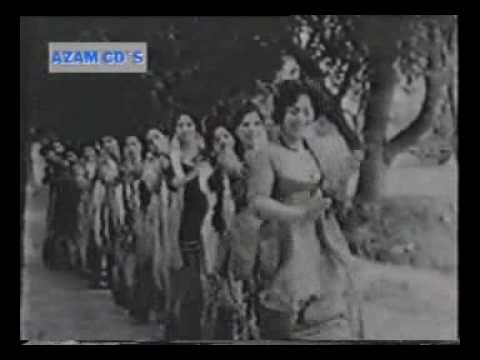 Gaddi Aai Gaddi Aai Narowal Di. Punjabi Folk from movie Muftbar. Nazir Begam (1961)