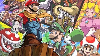 O Segredo do Sucesso do Super Mario!!