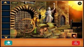 Escape Game Medieval Palace 3 walkthrough FEG.
