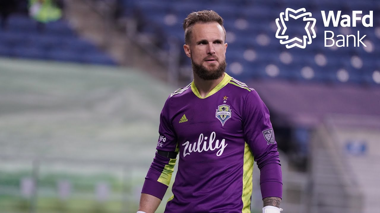 WAFD Save of the Match: Stefan Frei's stop in the 58th minute
