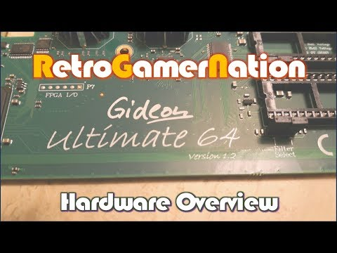 Ultimate 64: Is this the perfect solution for C64