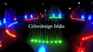 Musical Fountain By Color Design India, New Delhi.