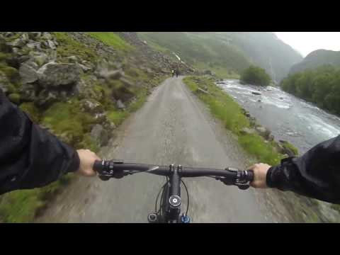 Myrdal to Flam Norway Bike Ride
