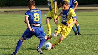 Mecz piłkarskich oldboyów Korony