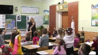 Інтелект України, Кузнецовська ЗОШ №1, 1 клас