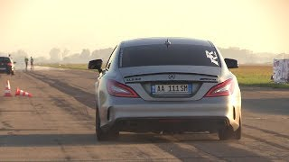 Modified Cars Accelerating - 1500HP Chiron, 900HP BRABUS CLS63, 800HP M5, 920HP Nissan GTR & MORE!