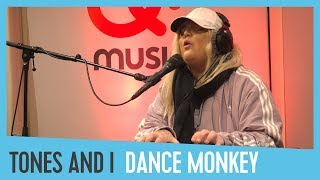 Tones And I - 'Dance Monkey' (live & acoustic at Qmusic Netherlands)