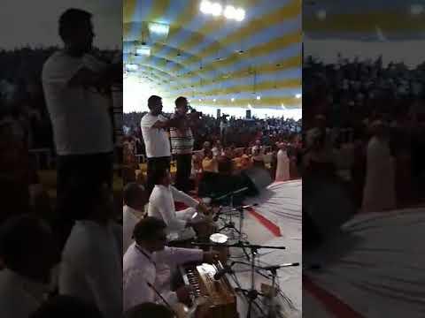 Pujay Gurudev Shri Gaurav Krishna Goswami Ji Aanandmaypal JaghatGuru Rambhdra Acharya Sang|Gya Bihar