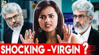 The Word 'VIRGIN' Was Shocking: Shraddha Srinath Interview I Nerkonda Paarvai, Ajith Kumar