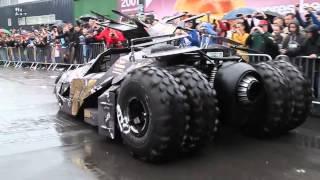 #40 AutoFresh: Batmobile (прокаченный Бэтмобиль)