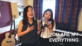 You Are My Everything - DOTS Cover in 5 Languages (Orasa Sukmark x Shannon Tse)