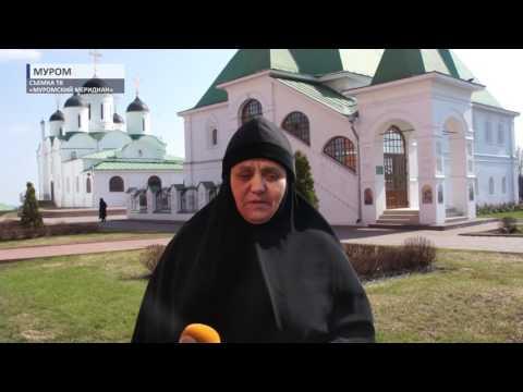 2017 04 13 HD В Спасо Преображенском монастыре Мурома пекут куличи