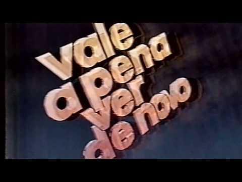 Vinheta: Vale a Pena Ver de Novo - Rede Globo (04/01/1993)