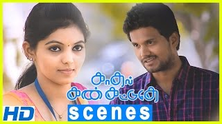 Kadhal Kan Kattudhe Movie Scenes | Aneeruth proposes to Athulya about marraige