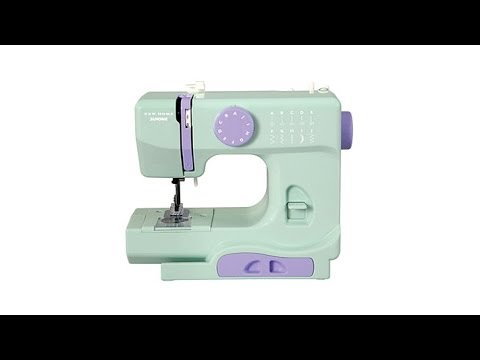 Janome New Home Portable Sewing Machine YouTube Custom Sew Lite Sewing Machine Review