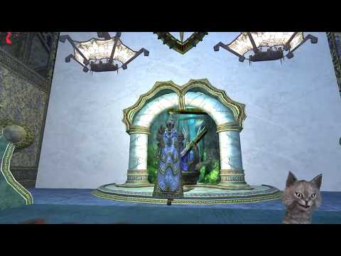 EQ2 Decorating - Feb's Sunken Cities - Research Sanctum - Thurgadin