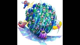 Mario & Luigi: Dream Team - Battle Music