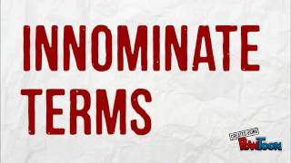 Conditions Warranties and Innominate terms - ✓