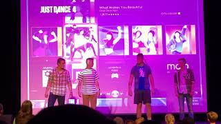 Just Dance 4 - What Makes you Beautiful - One Direction