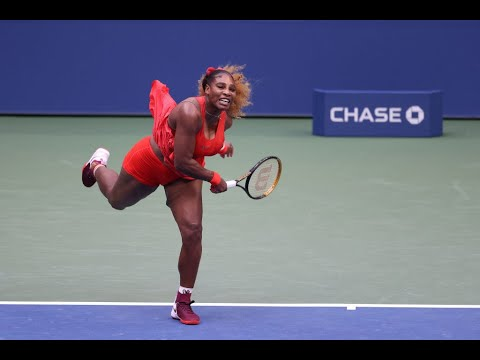 Kristie Ahn Vs Serena Williams | US Open 2020 Round 1