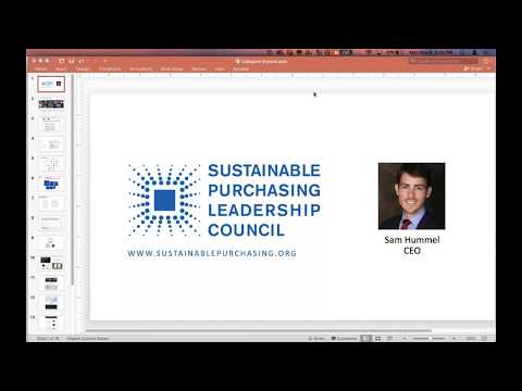 The Key to Sustainable Purchasing - Radical Supply Chain Transparency