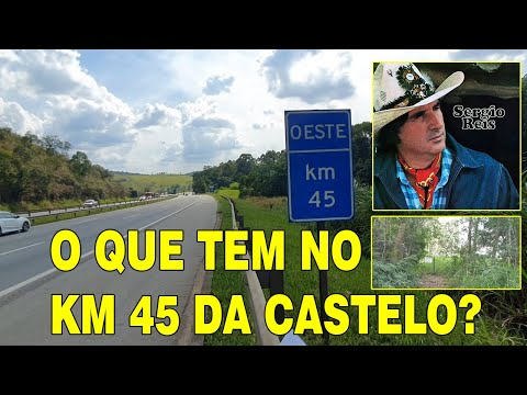 O que tem no KM 45 da Castelo?