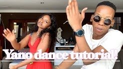 AMAPIANO DANCE TUTORIAL | South African Youtuber
