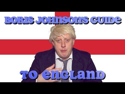 Boris Johnson's Guide to England