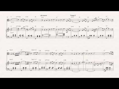 Viola - Married Life - From Up -  Sheet Music, Chords, & Vocals