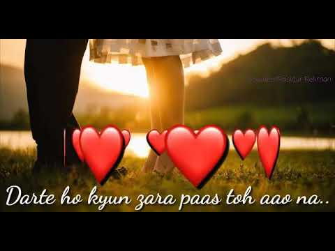 chal wahan jaate hain whatsapp status//Romantic Whatsapp video 😍//