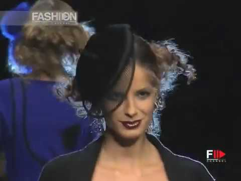 SONIA RYKIEL Full Show Spring Summer 1995 Paris by Fashion Channel