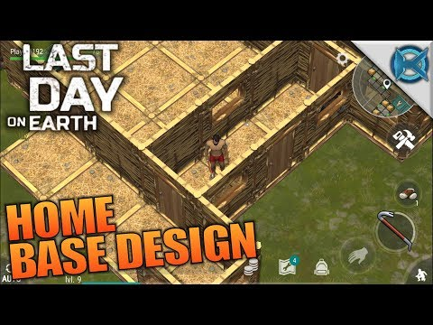 Home Base Design | Last Day on Earth: Survival | Let's Play Gameplay | S02E02