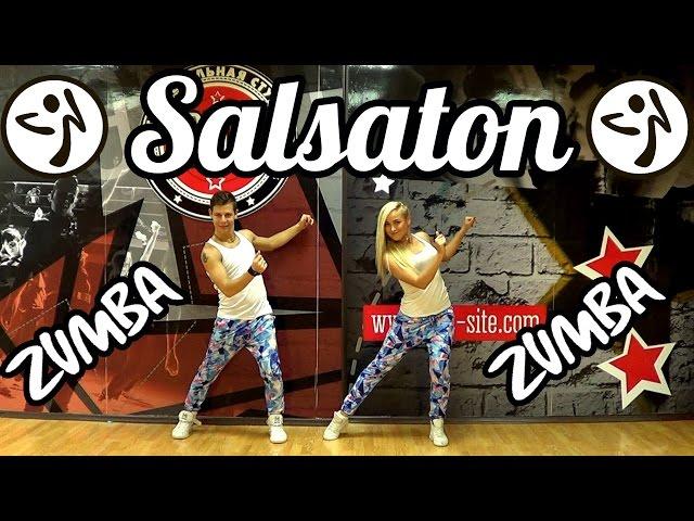 ZUMBA FITNESS - SALSATON - EL RUBIO LOCO #ZUMBA #ZUMBAFITNESS