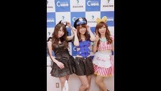 Cwave studio ゲスト 前田千晶 Cwave フェイスブックページに「いいね!...