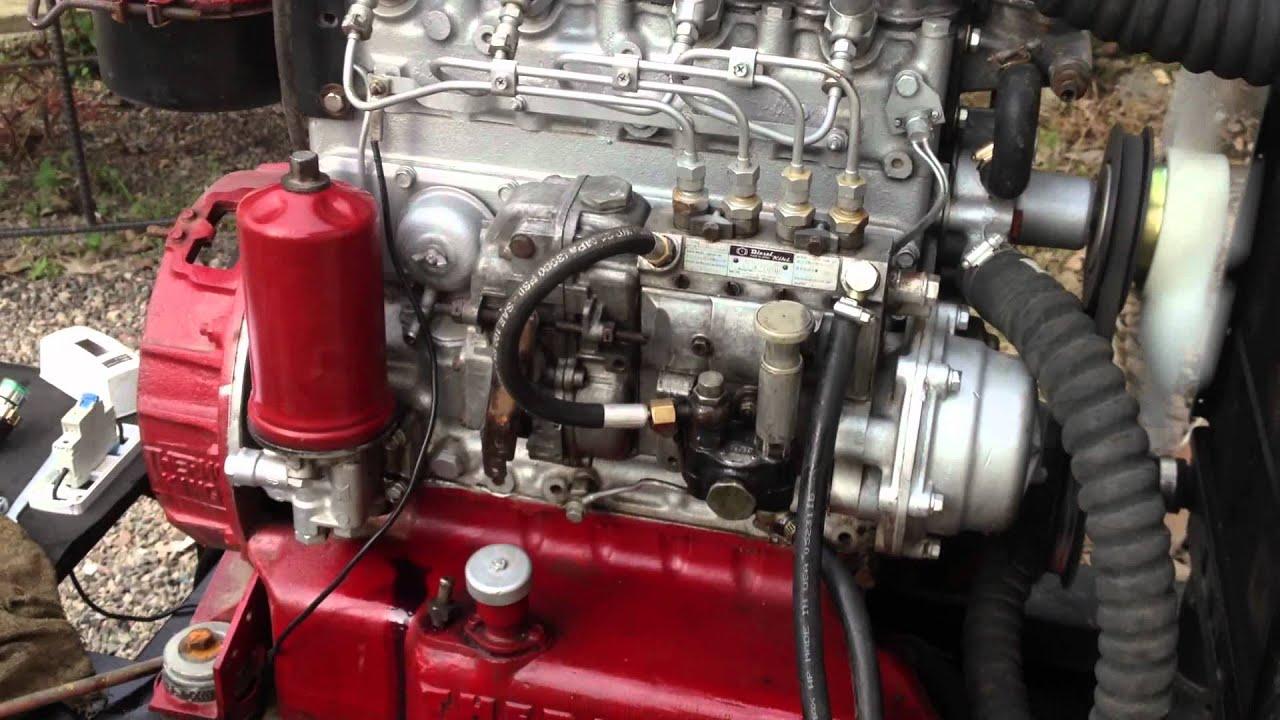 Motor isuzu 2 4 diesel youtube for 2 4 motor for sale