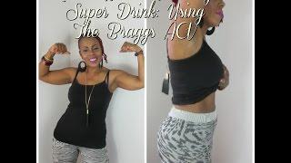 Braggs ACV & Grapefruit: Quick Waist Reducing Super Drink