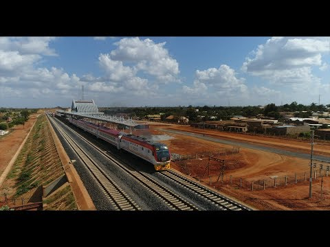 Kenya's new railway carries 150,000 passengers since June