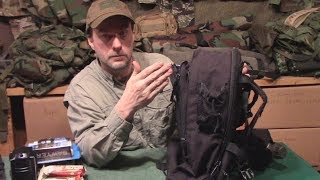 Realistic 72 Hour Emergency Bug Out Bag
