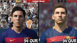 FIFA 16 vs. PES 16: FC Barcelona(Get cheap games and codes at https://www.g2a.com/r/gamingsho 3% discount code