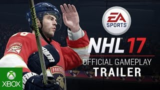 NHL 17 - Official Gameplay Trailer