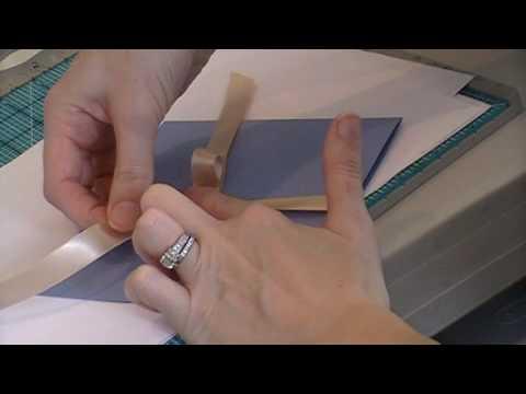 Ribbon Tying --Bows & Flat Knots